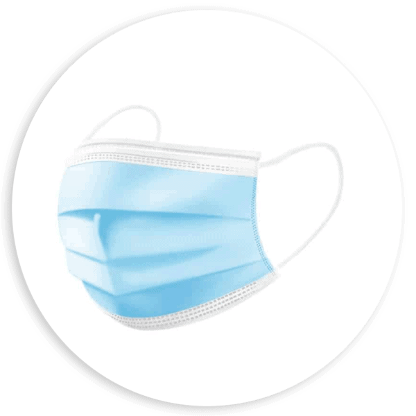 3 Ply Medical Face Mask – (YY/T 0969-2013)